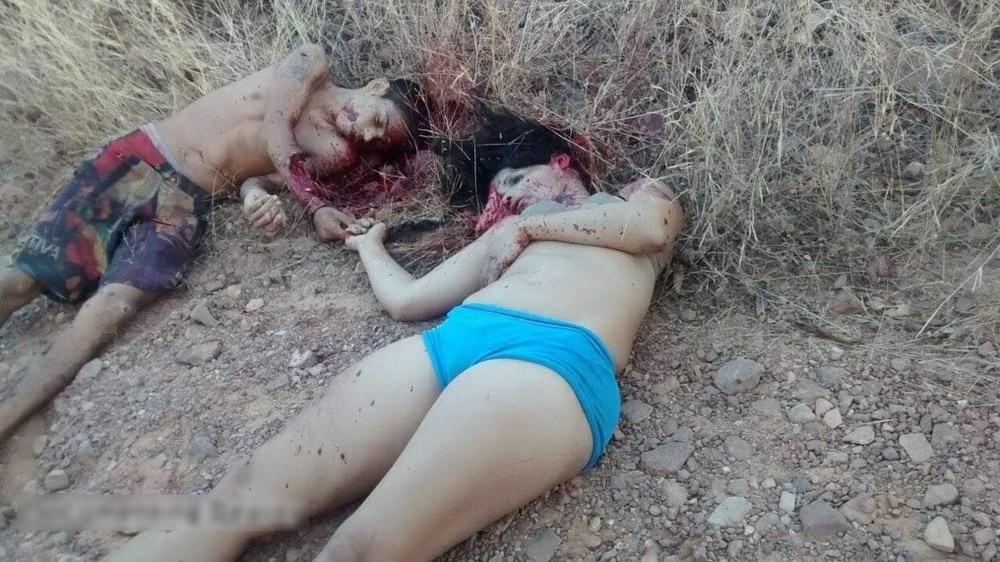 【閲覧注意】麻薬取引でギャングと揉めたブラジルの母子、裸にひん剥かれて射殺される・・・・・(画像)・2枚目