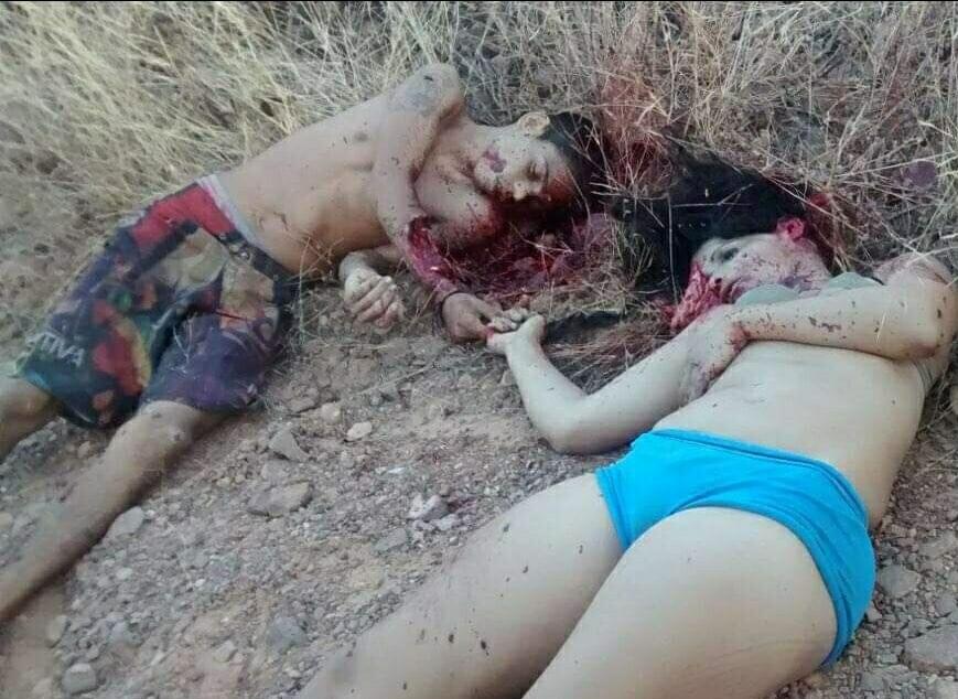 【閲覧注意】麻薬取引でギャングと揉めたブラジルの母子、裸にひん剥かれて射殺される・・・・・(画像)・3枚目