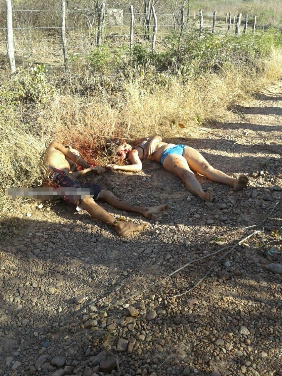 【閲覧注意】麻薬取引でギャングと揉めたブラジルの母子、裸にひん剥かれて射殺される・・・・・(画像)・4枚目