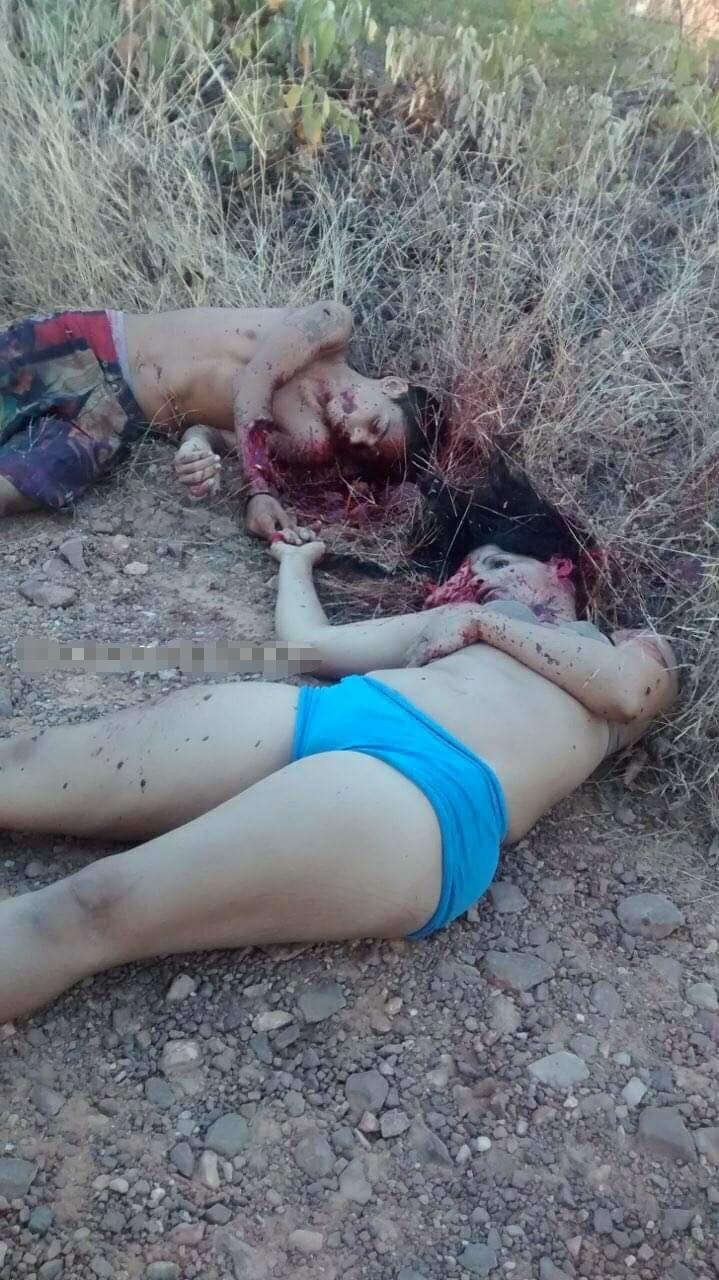 【閲覧注意】麻薬取引でギャングと揉めたブラジルの母子、裸にひん剥かれて射殺される・・・・・(画像)・5枚目