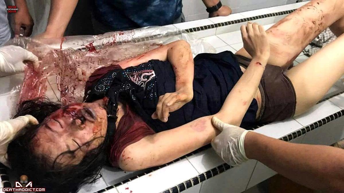 【閲覧注意】インドネシアで行方不明になった女子大生、レイプされとんでもない姿で発見される・・・・・(画像)・12枚目