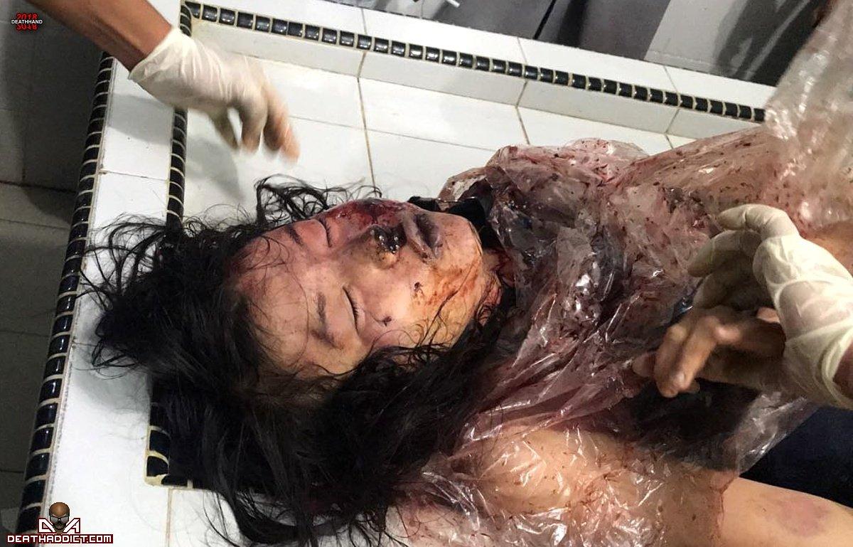 【閲覧注意】インドネシアで行方不明になった女子大生、レイプされとんでもない姿で発見される・・・・・(画像)・17枚目