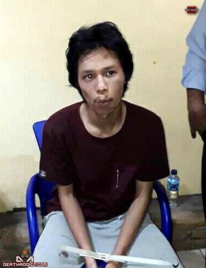 【閲覧注意】インドネシアで行方不明になった女子大生、レイプされとんでもない姿で発見される・・・・・(画像)・20枚目
