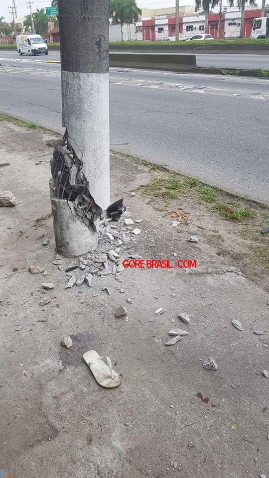 【自業自得】ブラジルのトラック強盗、停車中のトラックを襲おうとしてとんでもない反撃を喰らう!!(画像)・2枚目