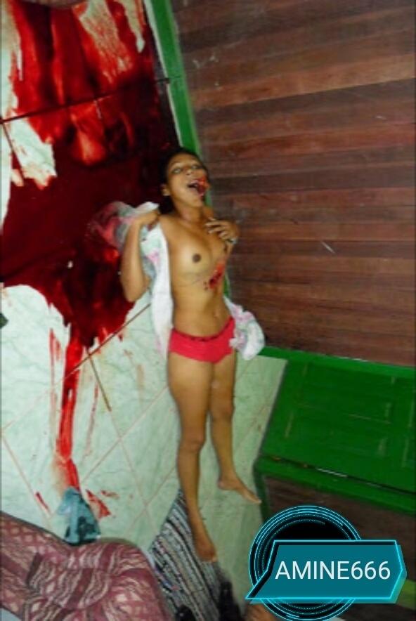 【自業自得】間男を自宅に入れてアンアンやってたまんさん、旦那にぶっ殺される・・・・・(動画)・3枚目
