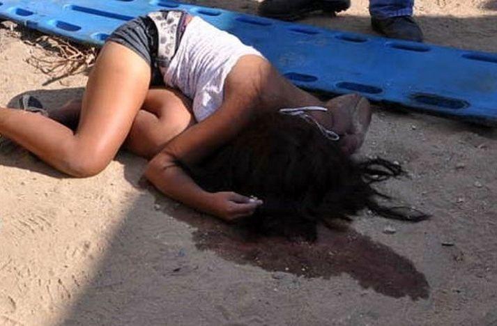 【閲覧注意】16歳の南米系美少女、山中から悲惨な姿となって発見される・・・・・(画像)・1枚目