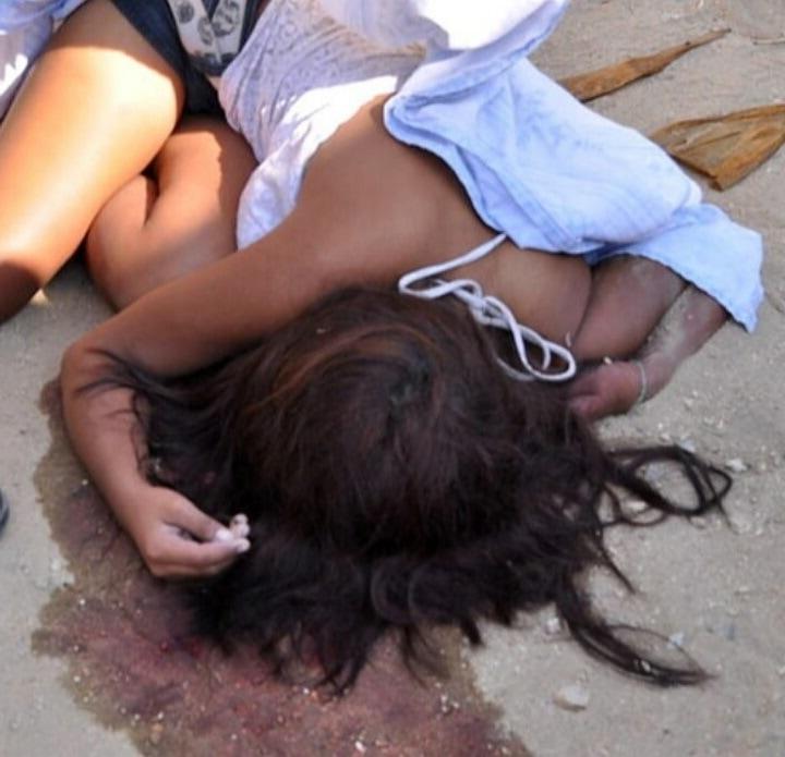【閲覧注意】16歳の南米系美少女、山中から悲惨な姿となって発見される・・・・・(画像)・2枚目