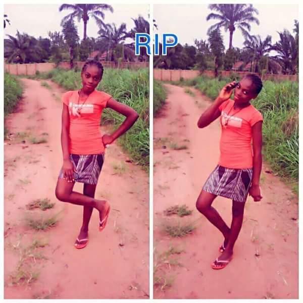 【悲惨】ナイジェリアに住む美少女さん、レイプされ変わり果てた姿で発見される・・・・・(動画)・1枚目