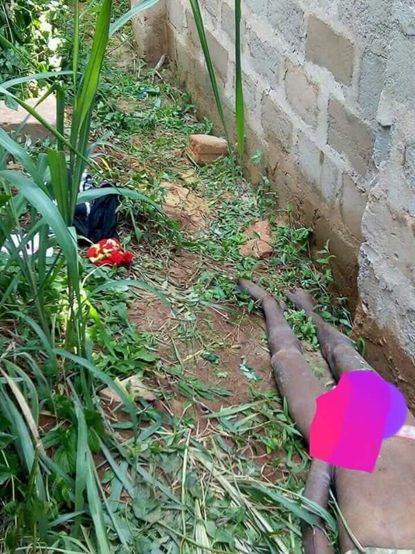 【悲惨】ナイジェリアに住む美少女さん、レイプされ変わり果てた姿で発見される・・・・・(動画)・3枚目