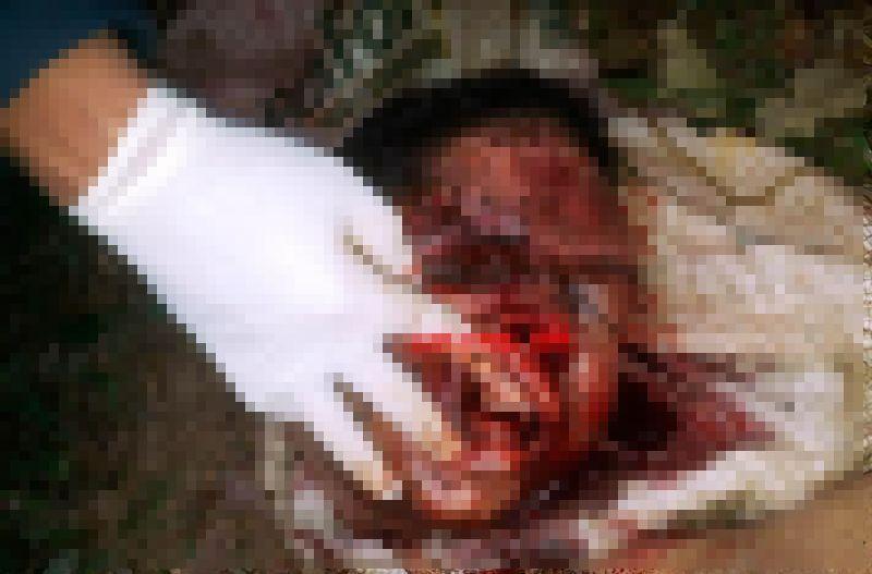【グロ注意】ブラジルギャングさん、対立グループに拉致され食肉ばりにバラバラに解体される・・・・・(画像)・3枚目
