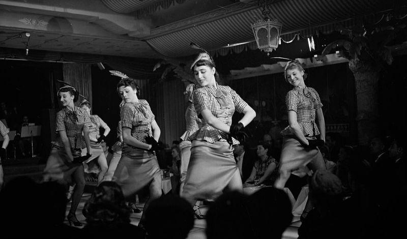 【貴重画像】1930年代フランスのキャバレーの様子がコチラ、そら日本負けるわ・・・・・(画像)・9枚目