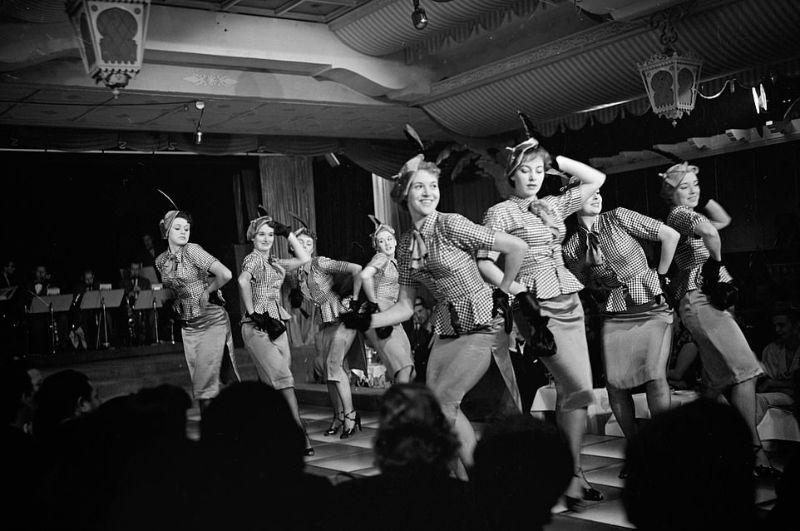 【貴重画像】1930年代フランスのキャバレーの様子がコチラ、そら日本負けるわ・・・・・(画像)・12枚目