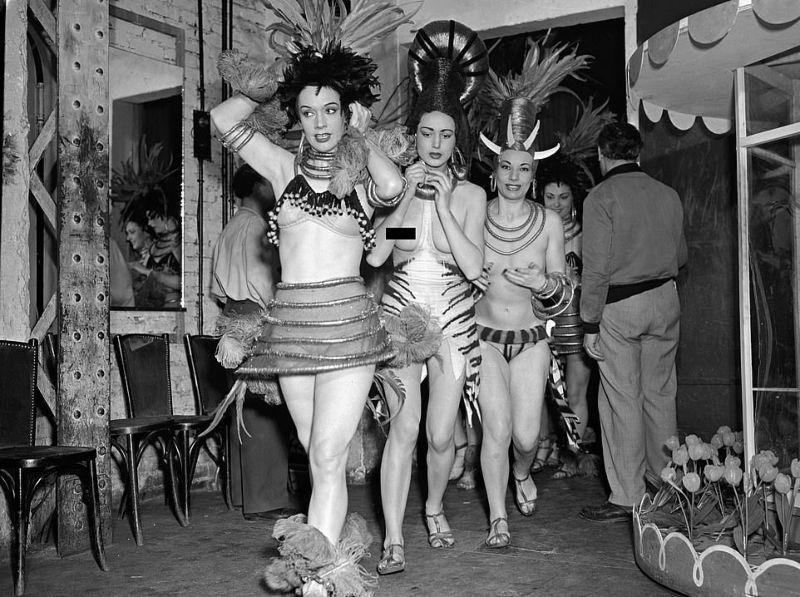 【貴重画像】1930年代フランスのキャバレーの様子がコチラ、そら日本負けるわ・・・・・(画像)・17枚目