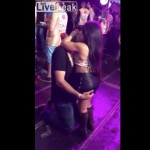 【衝撃】ブラジルのパーティで幼女と濃厚なキスをかますニキ・・・・・・(動画)