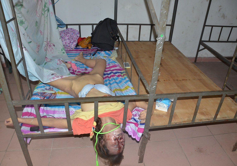 【閲覧注意】レイプされ殺された中国人少女、おっぱいと性器をザクザク刺されてる・・・・・(画像)・3枚目