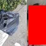 【グロ注意】メキシコの麻薬カルテルさん、クリスマスにとんでもないモノを袋に入れて街に放置・・・・・(画像)