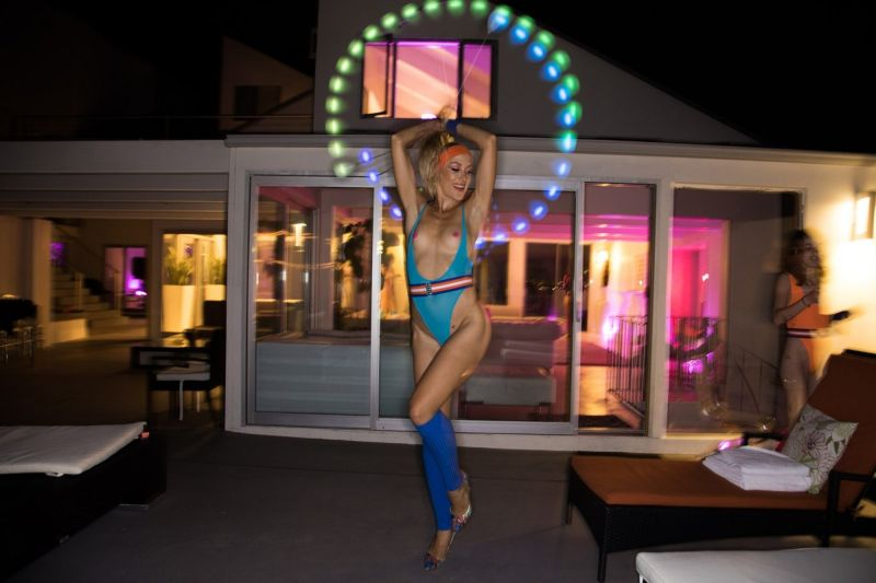 【高級娼婦】ハリウッドにある高級売春宿「Kinky Rabbit Club」、これは是非一度行ってみたい!!(画像)・5枚目