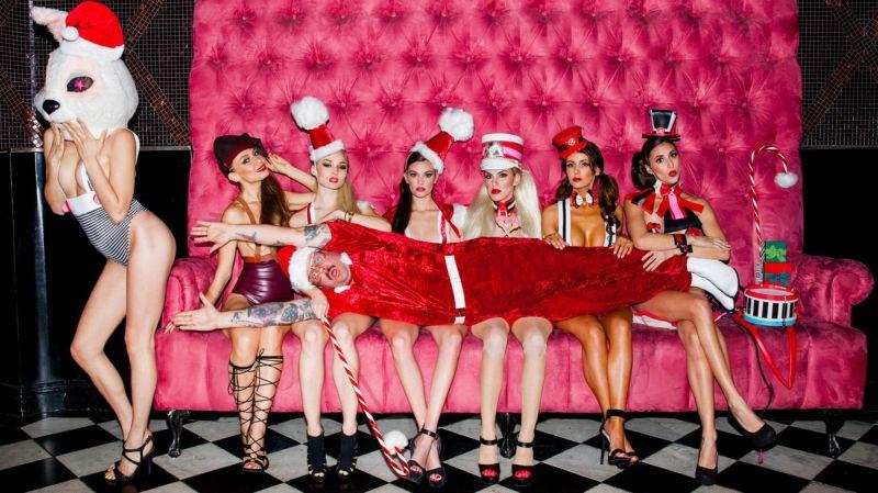 【高級娼婦】ハリウッドにある高級売春宿「Kinky Rabbit Club」、これは是非一度行ってみたい!!(画像)・17枚目