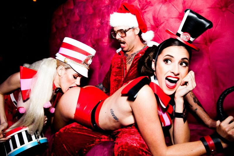【高級娼婦】ハリウッドにある高級売春宿「Kinky Rabbit Club」、これは是非一度行ってみたい!!(画像)・24枚目