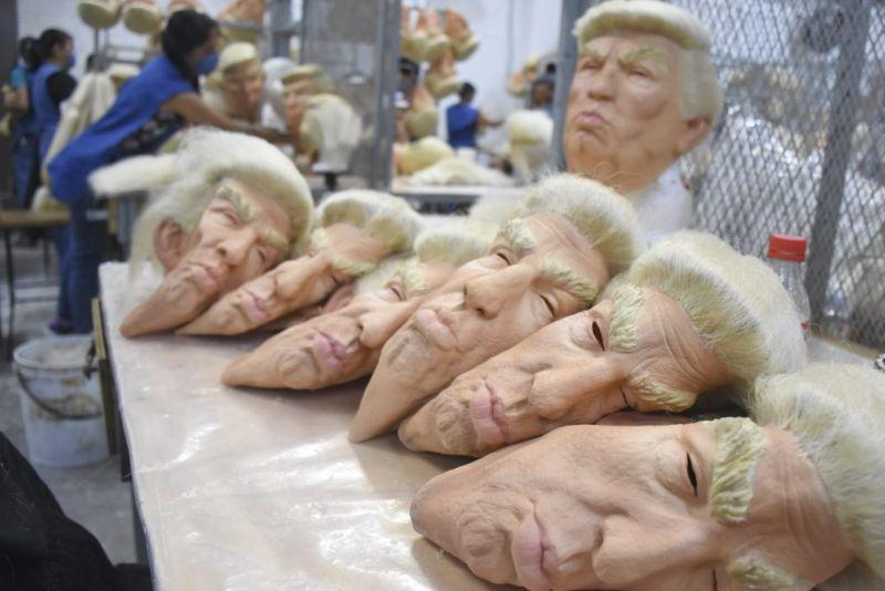 【超リアル】メキシコにあるドナルド・トランプ製造工場の様子がコチラ、怖過ぎだろ・・・・・(画像)・5枚目