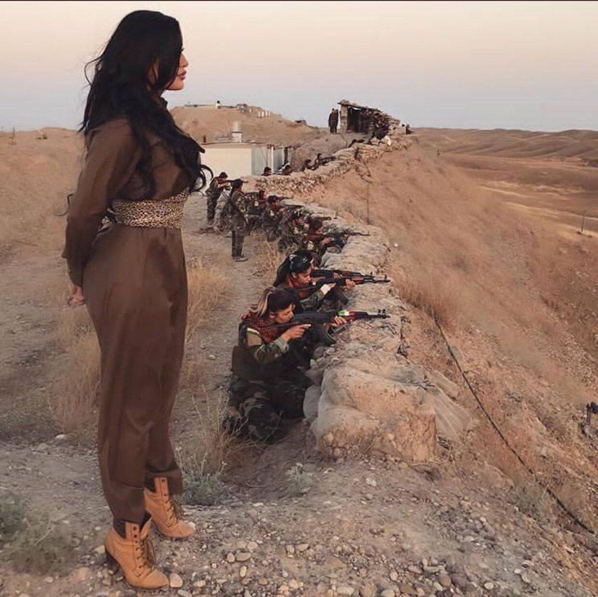【悲惨】クルド人女性兵士の部隊長、ISISに捕らえられ変わり果てた姿で発見される・・・・・(画像)・1枚目