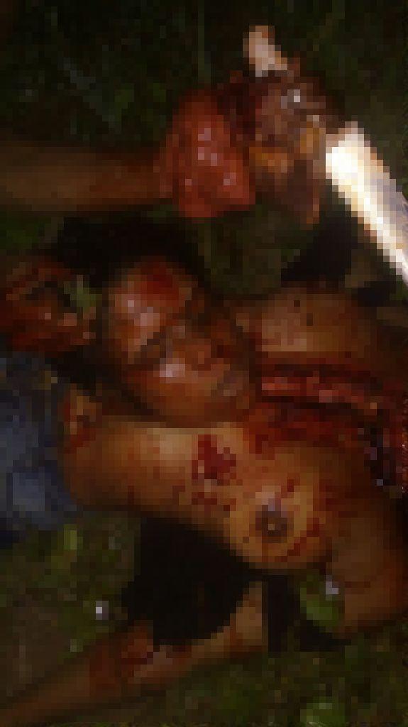 【グロ注意】ブラジルのギャングに誘拐された女性、山中で無残な姿となって発見される・・・・・(動画)・2枚目