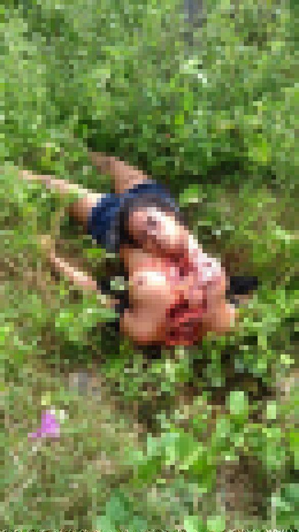 【グロ注意】ブラジルのギャングに誘拐された女性、山中で無残な姿となって発見される・・・・・(動画)・6枚目