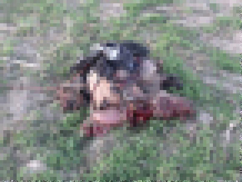 【衝撃】対人じゃなく対戦車地雷を踏んだ人間、木端微塵になる・・・・・(画像)・5枚目