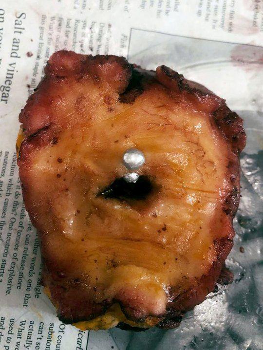 """【怖過ぎ】世にも恐ろしい""""人体ケーキ""""、作った奴頭おかしいだろ・・・・・(画像)・6枚目"""