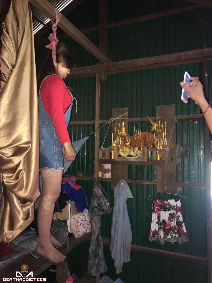 【自殺】16歳カンボジア人美少女、飲酒を母に咎められそのまま酔って自殺・・・・・(画像)・3枚目