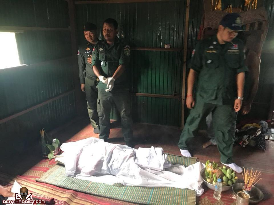 【自殺】16歳カンボジア人美少女、飲酒を母に咎められそのまま酔って自殺・・・・・(画像)・6枚目