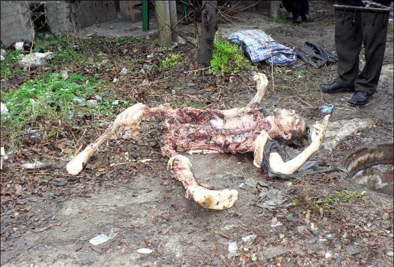【閲覧注意】数年前ウクライナで起こったカニバリズム殺人、夫婦で隣人殺して喰ったとか・・・・・(画像)・4枚目