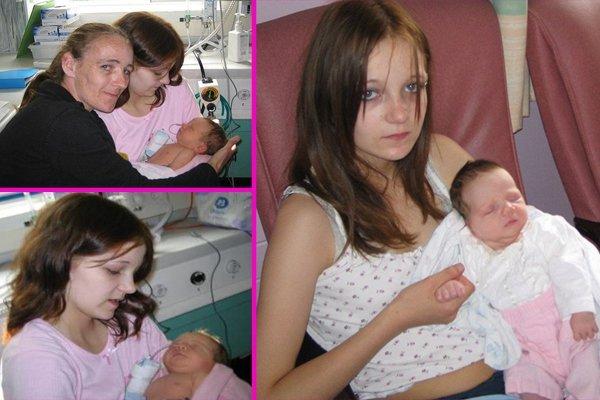 【酷すぎ】12歳でお兄ちゃんにレイプされて出産したイギリス美少女、その後恋人と結婚して新たな子を授かる・・・・・(画像)・1枚目