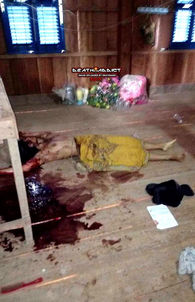 【閲覧注意】カンボジアで発生したレイプ殺人、29歳の美女が自宅でレイプされ遺体で発見される・・・・(画像)・2枚目
