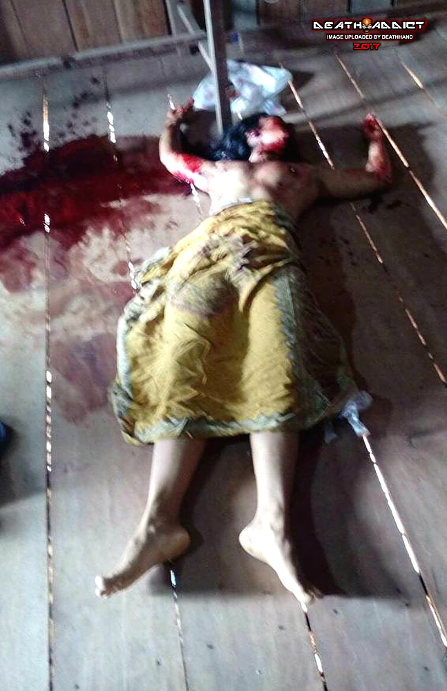 【閲覧注意】カンボジアで発生したレイプ殺人、29歳の美女が自宅でレイプされ遺体で発見される・・・・(画像)・3枚目
