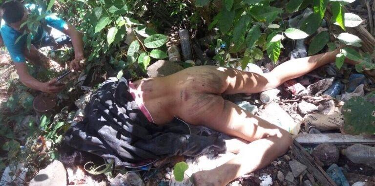 【遺体注意】ブラジル山中で発見されたレイプ遺体、こんな美しいお尻が勿体ない・・・・・(画像)・1枚目