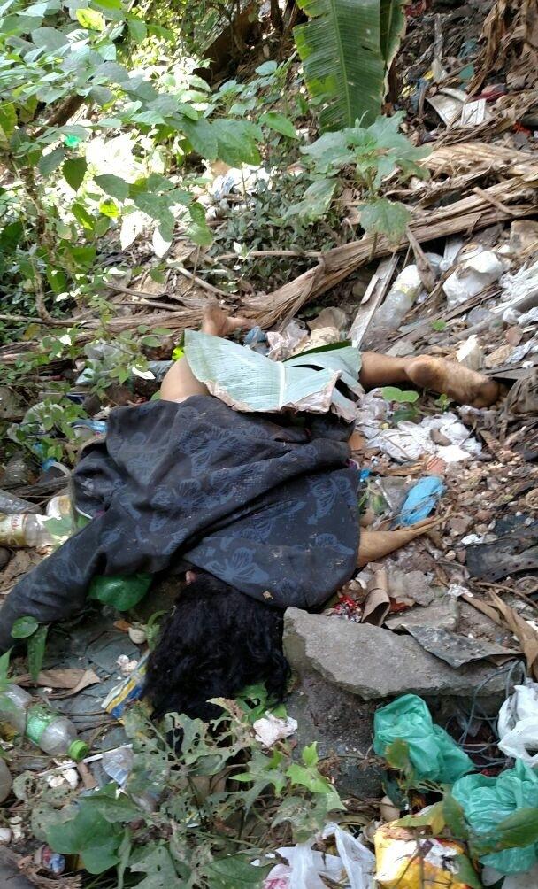 【遺体注意】ブラジル山中で発見されたレイプ遺体、こんな美しいお尻が勿体ない・・・・・(画像)・3枚目