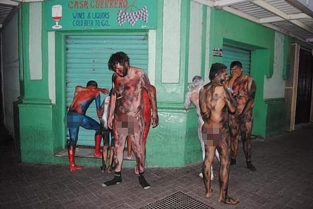 【ほのぼの】メキシコ麻薬カルテルさん、対抗組織のメンバーにとんでもない方法で制裁してしまう!!・2枚目