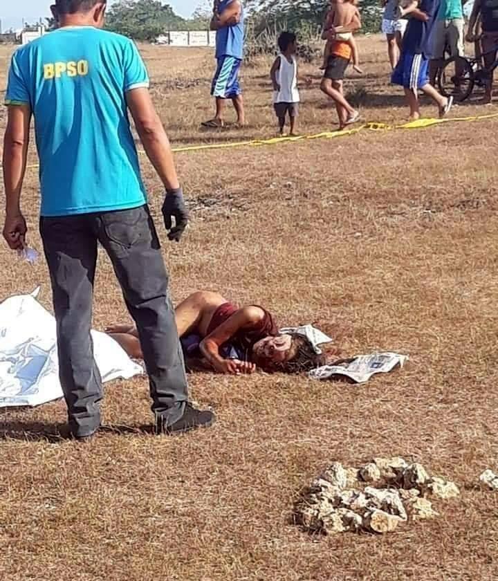 【猟奇殺人】フィリピンで発見された16歳少女のレイプ遺体、何故か頭部が剥がされてる・・・・・(画像)・2枚目