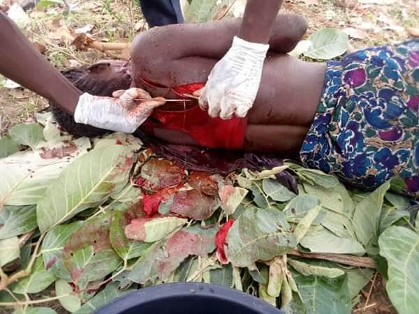 """【血みどろの争い】アフリカの超危険部族""""フラニ族""""、周囲の部族に仲間を虐殺されさらに復讐で50人以上虐殺しかえす・・・・・(画像)・4枚目"""