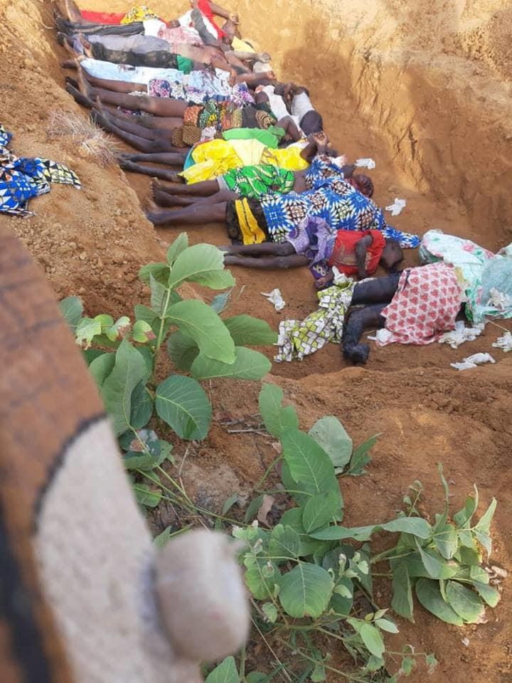 """【血みどろの争い】アフリカの超危険部族""""フラニ族""""、周囲の部族に仲間を虐殺されさらに復讐で50人以上虐殺しかえす・・・・・(画像)・11枚目"""