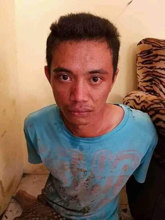 【猟奇殺人】ココナッツを割る為に隣人にマチューテを借りたインドネシア人男性、妊娠中の妻の腹を掻っ捌く!!(画像)・3枚目