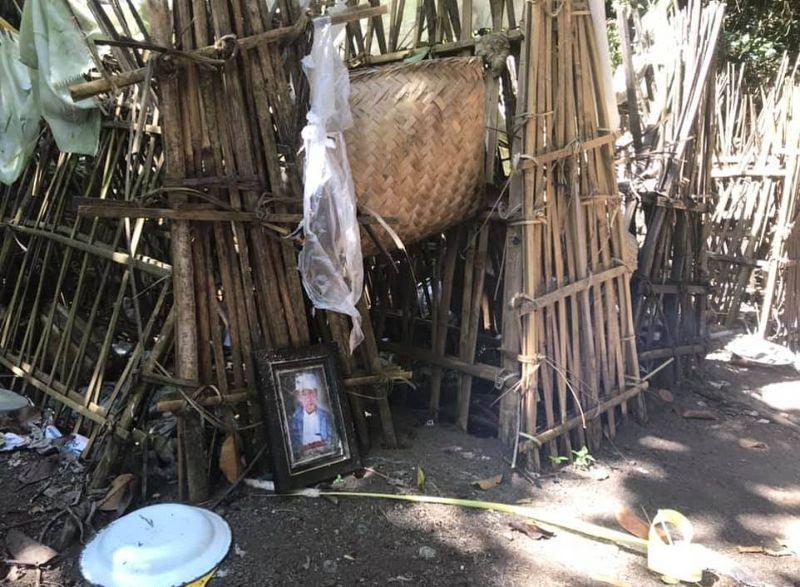 """【自然派】インドネシア バリ島のトルニャン村に伝わる""""風葬""""という埋葬方法、凄い光景・・・・(画像)・9枚目"""