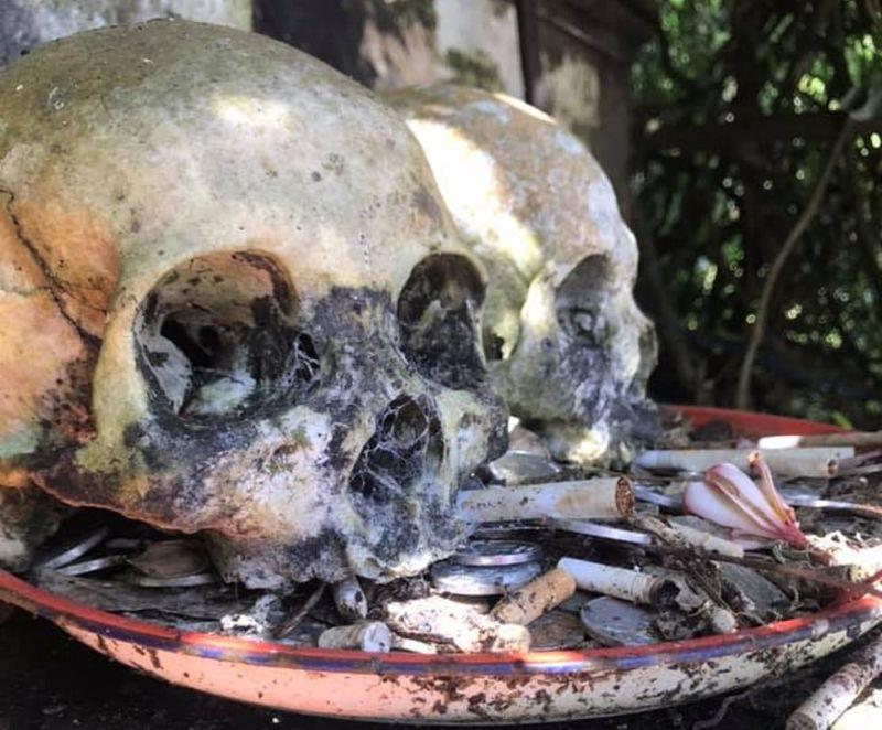"""【自然派】インドネシア バリ島のトルニャン村に伝わる""""風葬""""という埋葬方法、凄い光景・・・・(画像)・10枚目"""