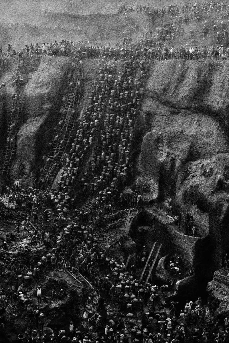 【人がゴミの・・・】1979年に発見されたブラジルの金鉱山セラプラダがマジで地獄みたい・・・・・(画像)・2枚目