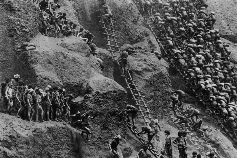 【人がゴミの・・・】1979年に発見されたブラジルの金鉱山セラプラダがマジで地獄みたい・・・・・(画像)・4枚目