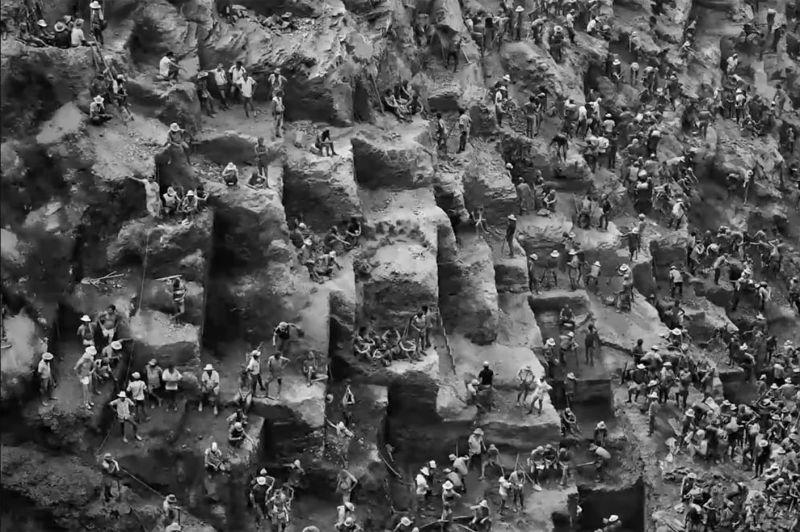 【人がゴミの・・・】1979年に発見されたブラジルの金鉱山セラプラダがマジで地獄みたい・・・・・(画像)・5枚目