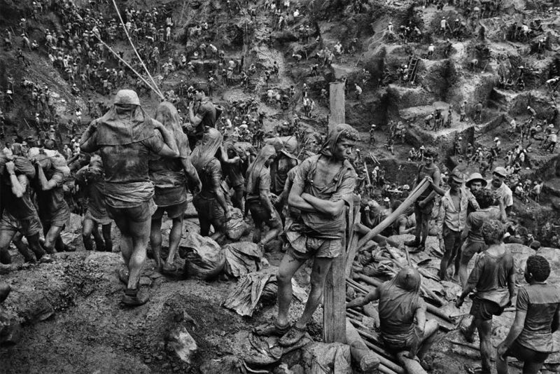 【人がゴミの・・・】1979年に発見されたブラジルの金鉱山セラプラダがマジで地獄みたい・・・・・(画像)・6枚目