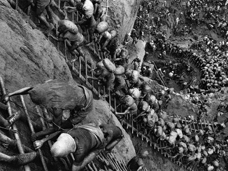 【人がゴミの・・・】1979年に発見されたブラジルの金鉱山セラプラダがマジで地獄みたい・・・・・(画像)・7枚目