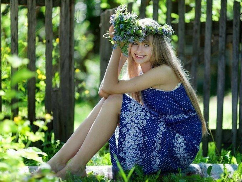 【田舎美女】海外のクソ田舎暮らししてる女の子、ビックリするくらい美女が居てワイ絶望・・・・・(画像)・5枚目